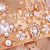 Диадема высокая тиара корона и серьги АЗАРИКА иле Dolce&Gabbana украшения, фото 5