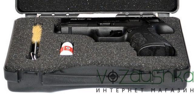 Стартовый пистолет Retay X1 в кейсе