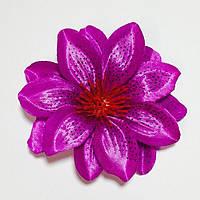 """Искусственный цветок """"Крокус пёстрый"""" атлас, 50 шт. в упаковке, (диаметр 125 мм)"""