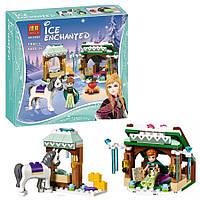 Конструктор Bela 10661 (аналог LEGO 41147) Холодное Сердце: Зимние приключения Анны 156 дет,