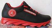 Jordan мужские кроссовки демисезон кожа обувь кросовки спорт Джордан