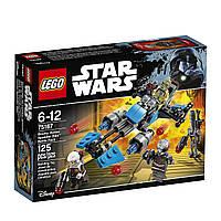 Конструктор LEGO Star Wars истребитель Охотников за головами Лего звездные войны  75167