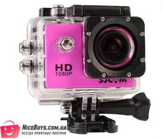 Экшн-камера SJ CAM SJ4000 (SJ4000-Pink)