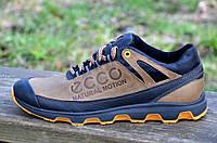 Кроссовки   natural motion   кожаные мужские (Код: 505а)