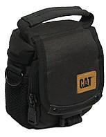 Сумка через плечо, на пояс, маленькая CAT 81320  коричневая