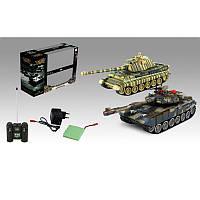 Набор игровой на радиоуправлении танковые бои Королевский Тигр и Т-90