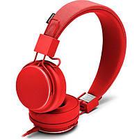 Наушники накладные с микрофоном Urbanears Plattan 2 Red (4091670)