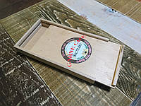 Счетница из дерева, коробочка для счета