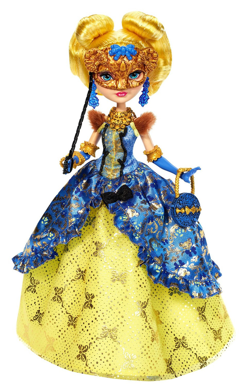 Кукла эвер афтер хай купить Блонди Локс Бал Коронации (Thronecoming Blondie Lockes Doll)