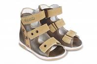 Босоножки детские. Ортопедическая обувь MEMO, модель VICTOR (22-29)