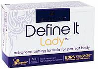 Жиросжигатель Olimp Nutrition Define It Lady (50tab)