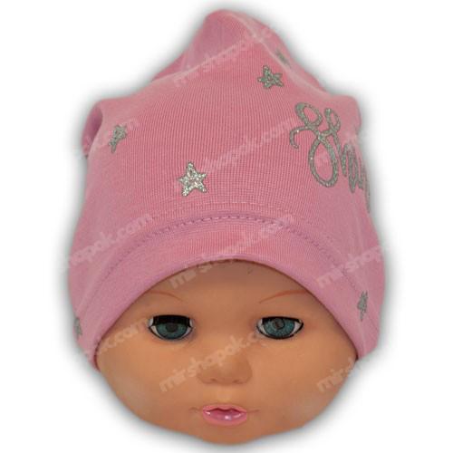 трикотажные шапки детские