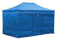 Коммерческая палатка 3x4,5 4 стенки, фото 1