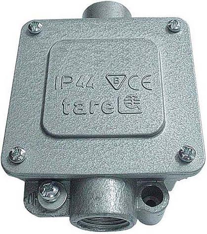 Коробка монтажная металлическая Р11/2, IP 44, 400 B, 5*2,5, фото 2