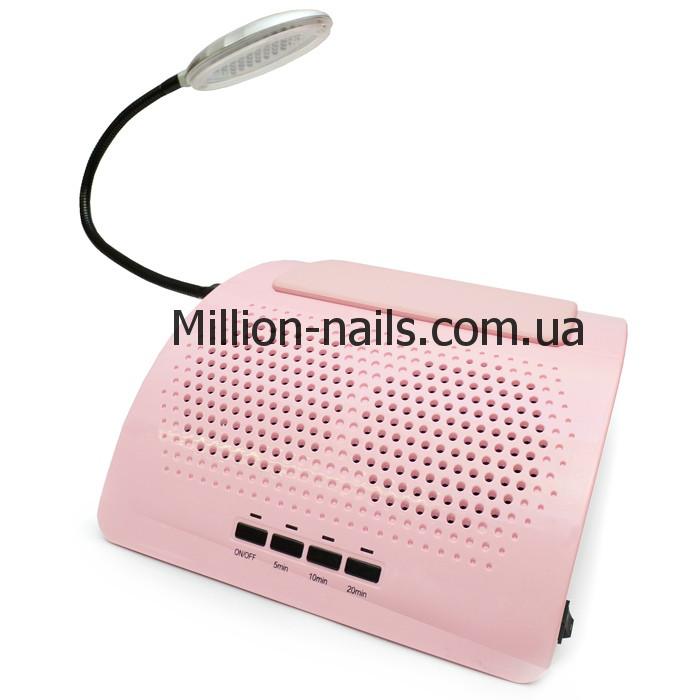 Вытяжка для маникюрного стола FM SM 858-6 с таймером