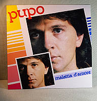 CD диск Pupo - Malattia D'Amore, фото 1