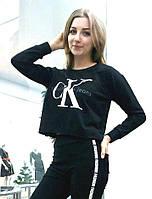 Женская кофта свитшот толстовка реглан бренд распродажа