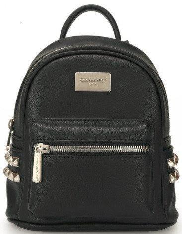 11d40dc96069 Рюкзак женский David jones CM 3657 mini black - Комфортный магазин