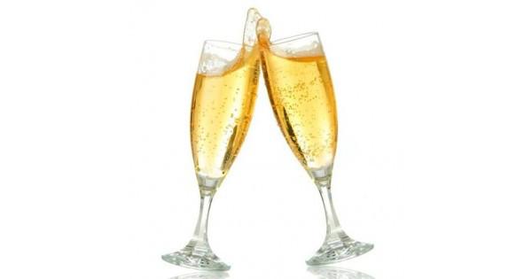 Набор свадебных бокалов Pasabahce Бистро 2шт 190мл 44419