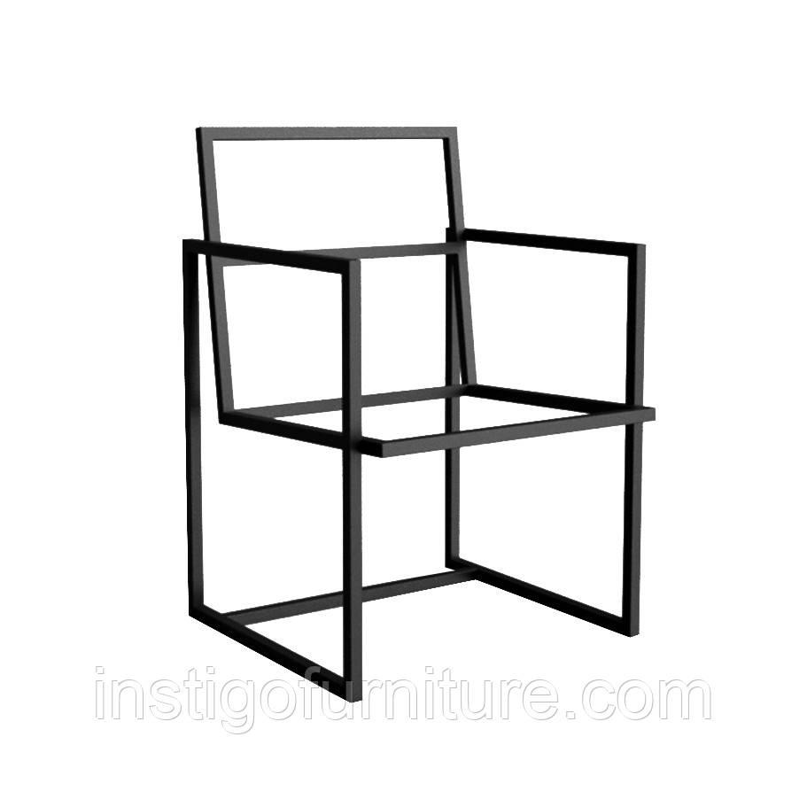 Каркас для кресла из металла.