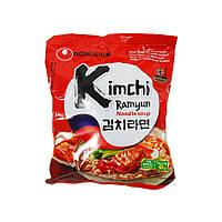 Лапша Рамен быстрого приготовления Кимчи Kimchi Nong Shim 120 г