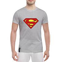 Футболка принт печать Супермена , фото 1