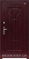 Входные двери металлические Mexin 1D 2049 FA Тюльпан 870, лев