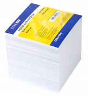 Бумага для заметок Economix, белая, 90х90, 1000
