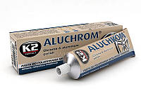 Полировальная паста для хрома  ALUCHROM К-2, 120 грамм