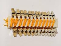 Комплект свисток 24 шт. на блистере