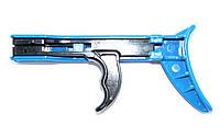 12-0388-1. Инструмент для затяжки стяжек синий