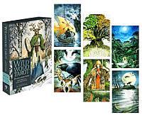 Карты Таро Дикого Леса The Wild Wood Tarot с книгой на русском
