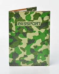 Обложки для паспорта Камуфляж