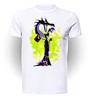 Футболка GeekLand Малефисента Maleficent Malificent And Dragon art MT.01.009