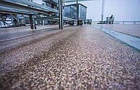 Коврово-каменное покрытие - Каменный ковер купить