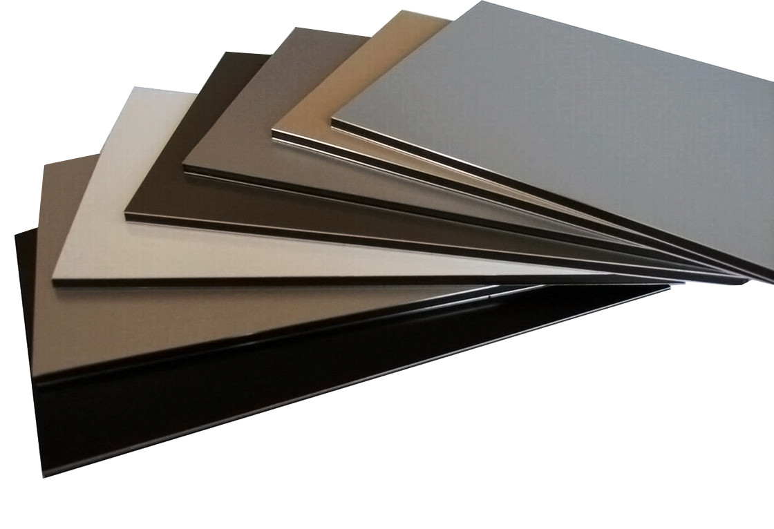 Алюминиевая композитная панель 4х03 Г4