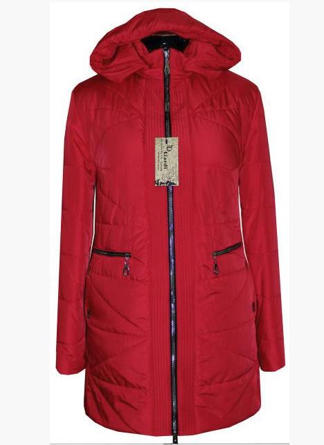 Демисезонная женская курточка большие размеры весна/осень от производителя ТМ Фабрика моды (р. 54-70 )