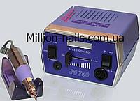 Фрезер для маникюра Electric Drill JD-700  на 30 тыс.об мощностью 35 ватт