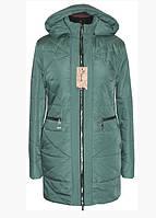 Демисезонная женская курточка большие размеры весна/осень от производителя ТМ Фабрика моды (р. 54-70 ), фото 1