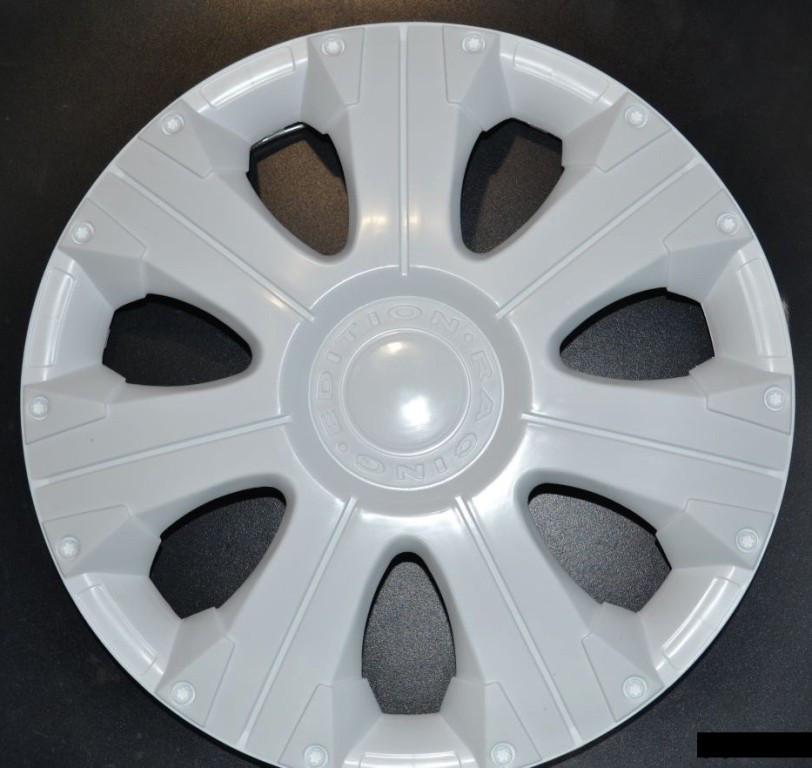 Колпаки  RASING WHITE R 16