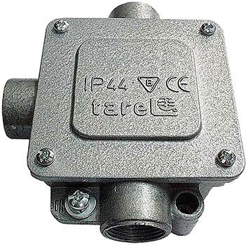 Коробка монтажная  металлическая Р21/3, IP 44, 380 B