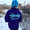 Stussy Inter. худи женская • Фотки реальные • Бирка вшитая, фото 4