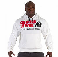 Classic Hooded Top White
