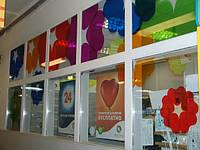 Оформление фасадов и витрин Эксклюзивной рекламой