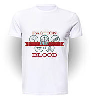 Футболка GeekLand Дивергент Divergent Blood  art DV.01.002