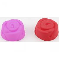 Форма для выпечки Роза 6,5*3см