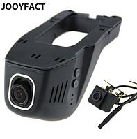 Видеорегистратор JOOY A5 WiFi 1080P, с камерой заднего вида, фото 1
