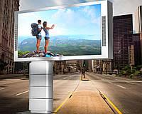 Cветодиодный экран для улицы SMD P6