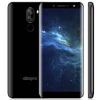 "Смартфон Doopro P5 PRO, 2sim, 3500mAh, 5+5/2Мп, 4 ядра, экран 5.5"" IPS, 2/16Gb, GPS, 4G, Android 7.0"
