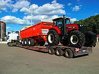 Перевозка тракторов.